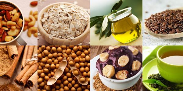 Alimentos que controlam o colesterol alto - Alimentos q producen colesterol ...